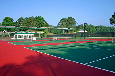 Sport Court Cleaning
